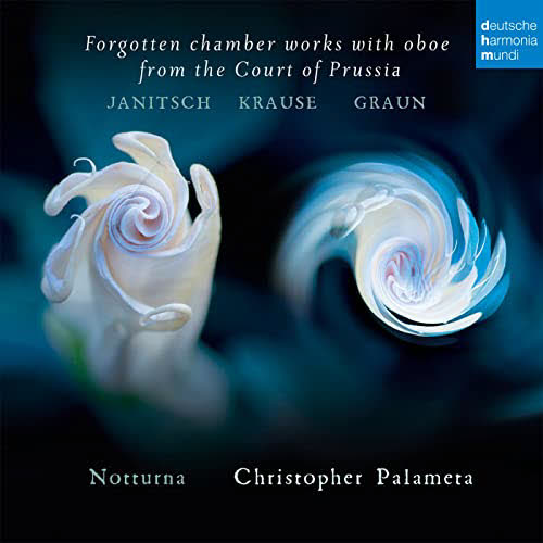 Notturna CD of Janitsch, Krause and Graun